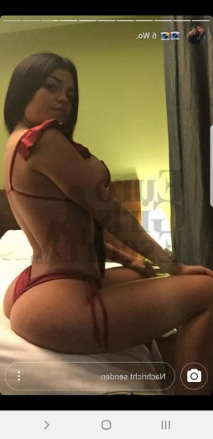 Afra erotic massage