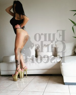 Evelia happy ending massage in Valparaiso IN